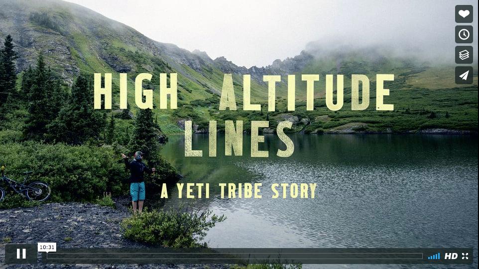 High Altitude Lines Yeti